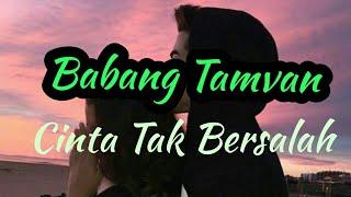 Download Mp3 Lirik Babang Tamvan - Cinta Tak Bersalah Kangen Band  Live Accoustic Cover  Andi