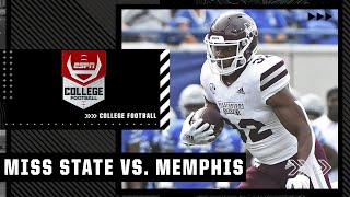Mississippi State Bulldogs at Memphis Tigers | Full Game Highlights