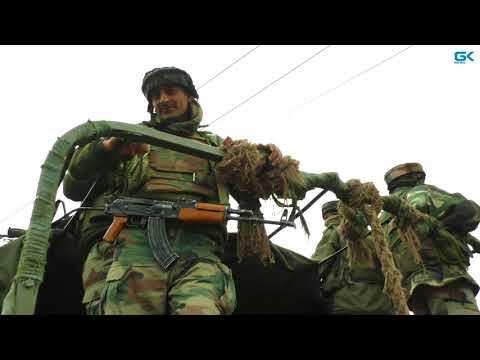 Gunfight in Khunmoh after militants attack policemen guarding BJP leader