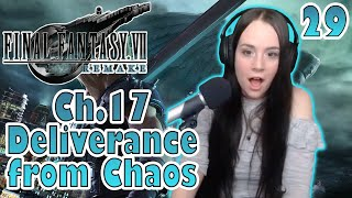 Final Fantasy VII Remake - JENOVA - Chapter 17: Deliverance from Chaos Part 2