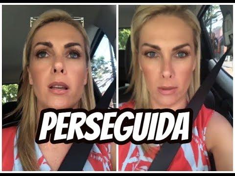 """ANA HICKMANN É PERSEGUIDA POR PSICOPATA E DIZ  """"ESTOU APAVORADA ... 18a5df6384"""