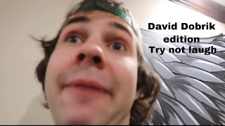 David Dobrik TRY NOT TO LAUGH for 12 minutes