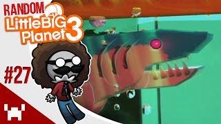 Not More Sharks!! - Little Big Planet 3: Random Multiplayer - Ep. 27