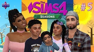 The Sims 4: Seasons #5 Bar Hoppin