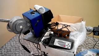 Автотрон F - пеллетная горелка  (обзор)