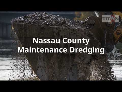 Maintenance Dredging Nassau County, Southwind Construction