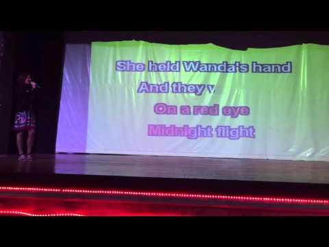 Goodbye Earl - Karaoke in Mexico