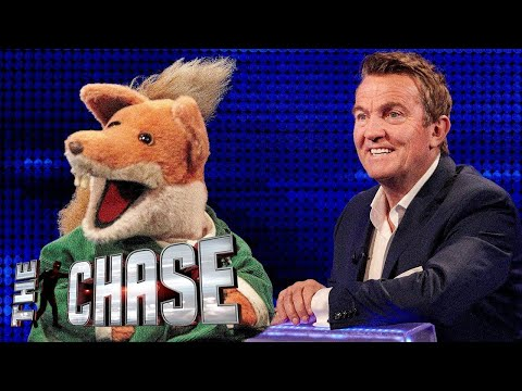 Basil Brush Head to Head With The Vixen! | The Celebrity Chase