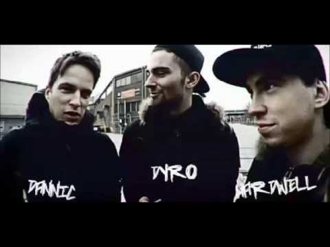 Dannic, Dyro and Hardwell present 36 min. of Electro