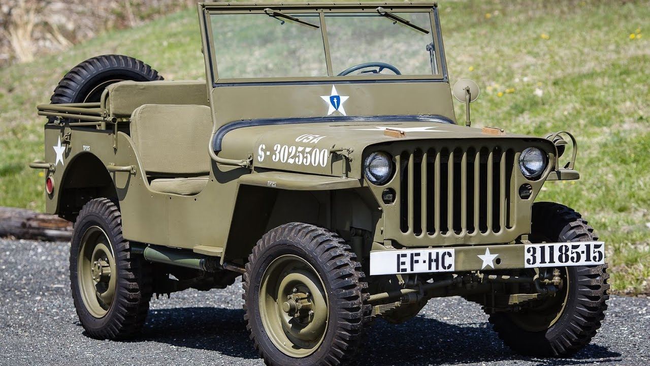 small resolution of amazing willy jeep disassemble in a minute by us army