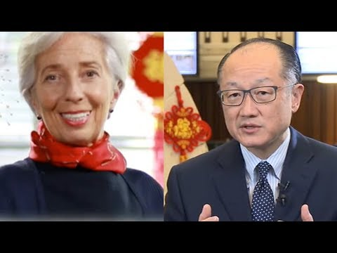 IMF and World Bank chiefs send Chinese New Year wishes