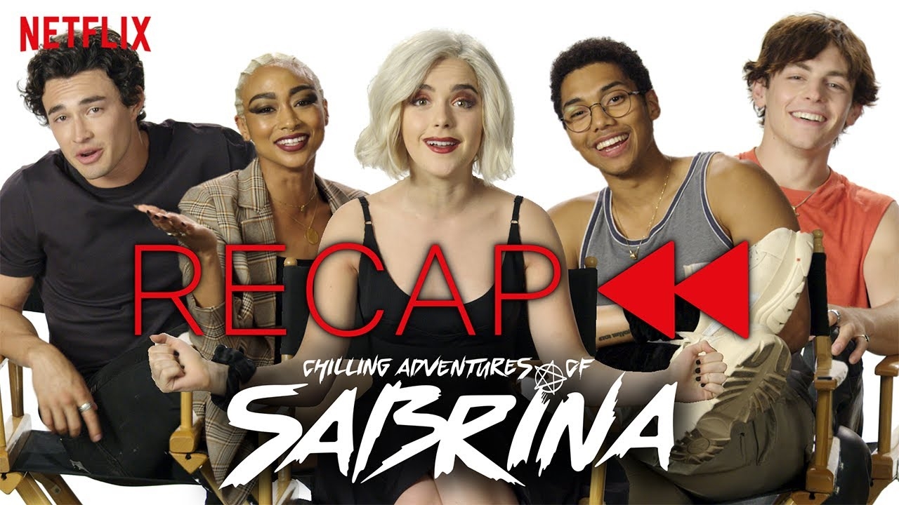 Chilling Adventures of Sabrina Recap: Get Out
