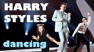 HARRY STYLES DANCING COMPILATION (2011-2017)