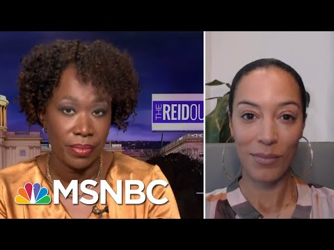 Joy Reid Debunks Claims By GOP Senator Comparing BLM Protests To Capitol Riot | The ReidOut | MSNBC