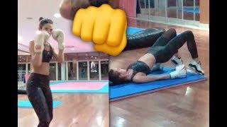 Baixar Bruna Marquezine treina pesado muay thai