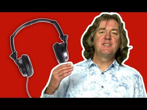 How do noise cancelling headphones work? | James May's Q&A (Ep 10) | Head Squeeze