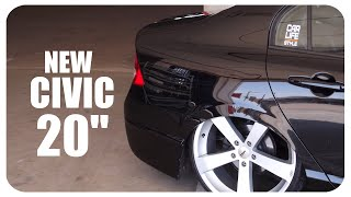 New Civic 20"