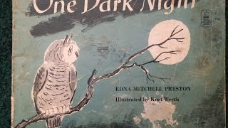 Read Me a Bedtime Story: One Dark Night (Vintage Book)