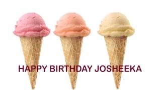 Josheeka   Ice Cream & Helados