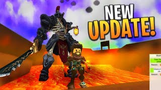 *NEW UPDATE* MONSTERS, SECRET ITEMS AND MORE in SUPER POWER TRAINING SIMULATOR (Roblox)