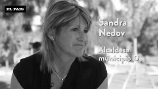 Sandra Nedov y el municipio D