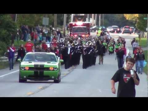 Fairview High School Homecoming - September 28 2012