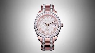 @Rolex Pearlmaster 39 – Baselworld 2016(Rolex представляет новую версию Oyster Perpetual Pearlmaster 39 – настоящую жемчужину среди ювелирных часов марки в корпус..., 2016-04-08T20:45:12.000Z)
