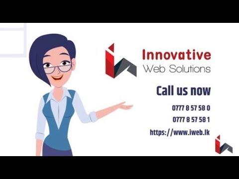 Innovative Web (iWeb) Solutions (Intro) - IWEB.LK