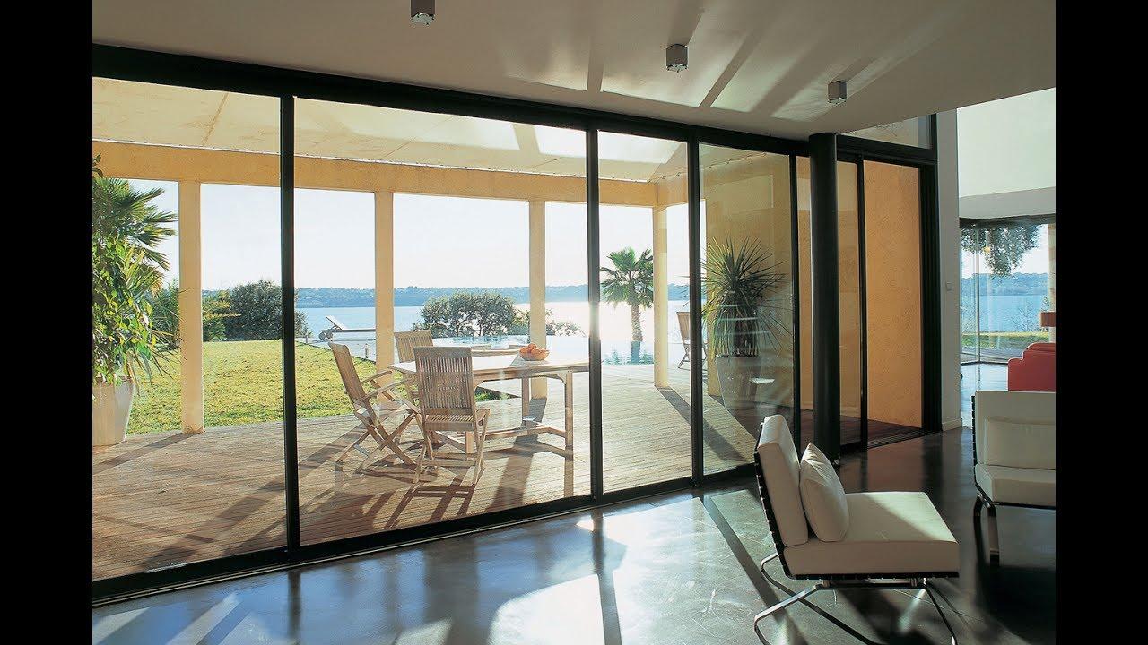 Aluminium Patio Doors And Windows At Home