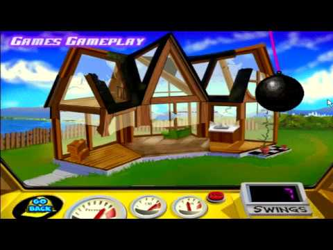 Fisher Price Big Action Construction Games Gameplay