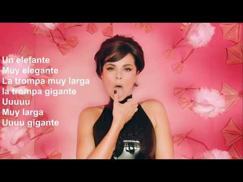 КАРАОКЕ NK - ELEFANTE (OFFICIAL VIDEO)