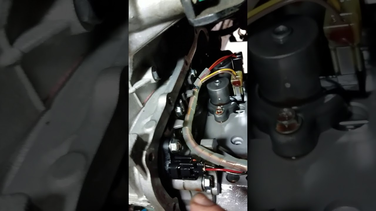 p0711 trans oil temp sensor in valve body 07 kia sportage take 1 [ 1280 x 720 Pixel ]