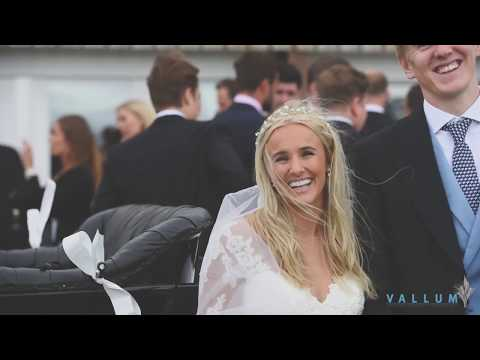 Wedding Day at Vallum Farm