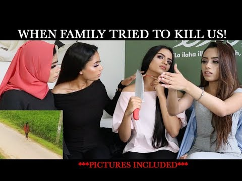 WHEN OUR FAMILY TRIED TO KILL US   story time   **emotional** NOT CLICK BAIT