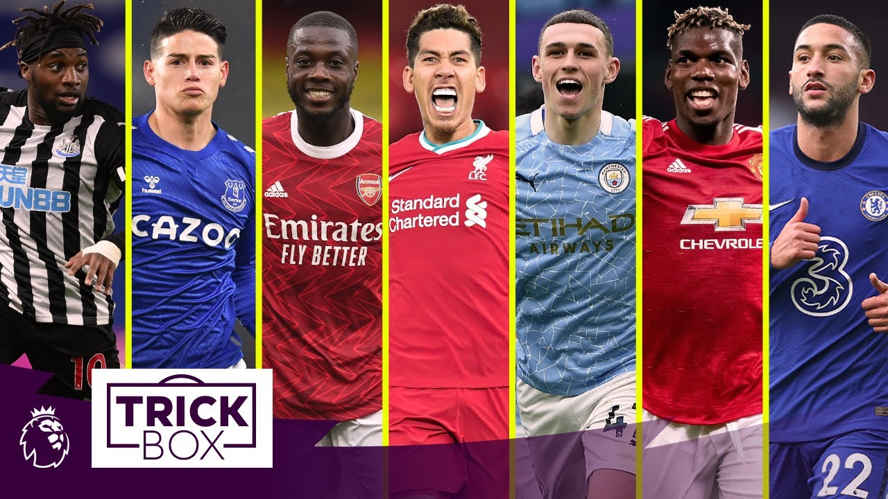 Download Football Skills Mix 2020/21 ● Pepe, Foden, Pogba & More! ● Best Premier League Tricks