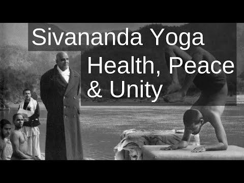 L'histoire de l'école Sivananda