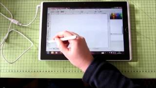 Wie kann Embird auf einem Tablet-PC verwendet werden?