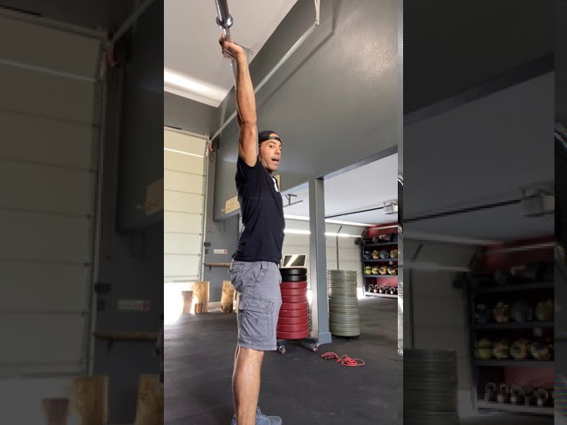 BARBELL SNATCH - OPTIONS