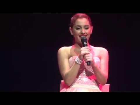 Ariana Grande  Pink Champagne  in San Diego 22012
