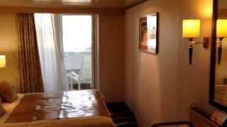 Queen Mary Ii Balcony Cabin Deck 6