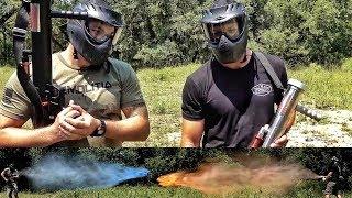 Полицейские спецсредства на собственной шкуре! | Разрушительное ранчо | Перевод Zёбры