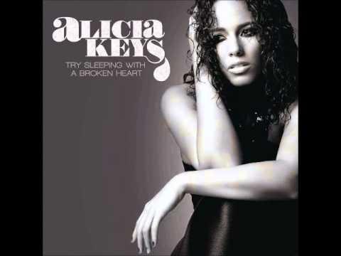 Alicia Keys - Try Sleeping With A Broken Heart (Instrumental) DOWNLOAD LINK