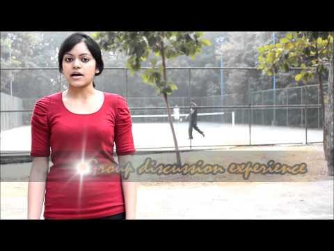 Ignicion, IIM Lucknow :Video Testimonial karabi Mitra (1 year work ex, Economics)