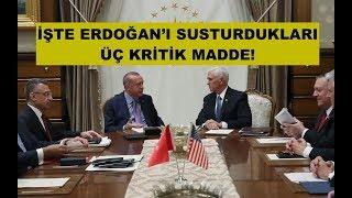 ERDOĞAN'IN ELİNİ KOLUNU ÜÇ ADIMDA BAĞLADILAR!