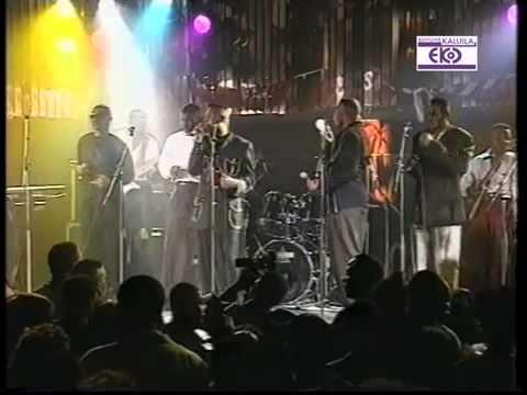 King Kester et Victoria contre Papa Wemba et Viva - Paris 1993