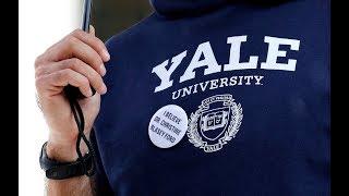 Ronan Farrow: Yale classmate