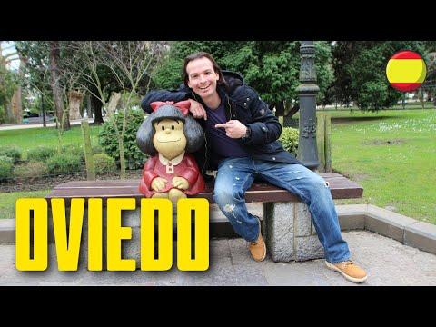 OVIEDO, mi favorita de ASTURIAS | Viajando con Mirko