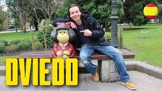 OVIEDO, mi favorita de ASTURIAS   Viajando con Mirko