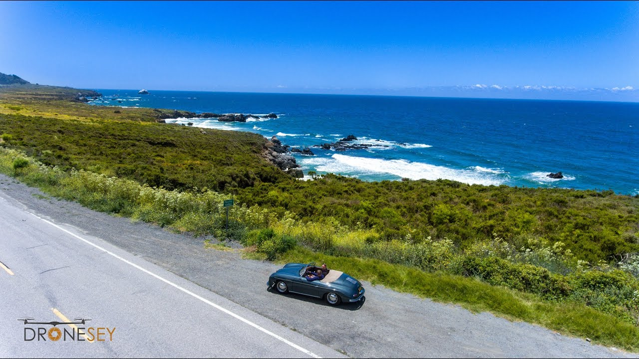 Speedsters Take Over Highway 1 In Big Sur Youtube