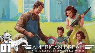 """100% ADVERTISER & FAMILY FRIENDLY GUN SAFETY VIDEO!!!"""" - Let's Play The American Dream VR Gameplay"""